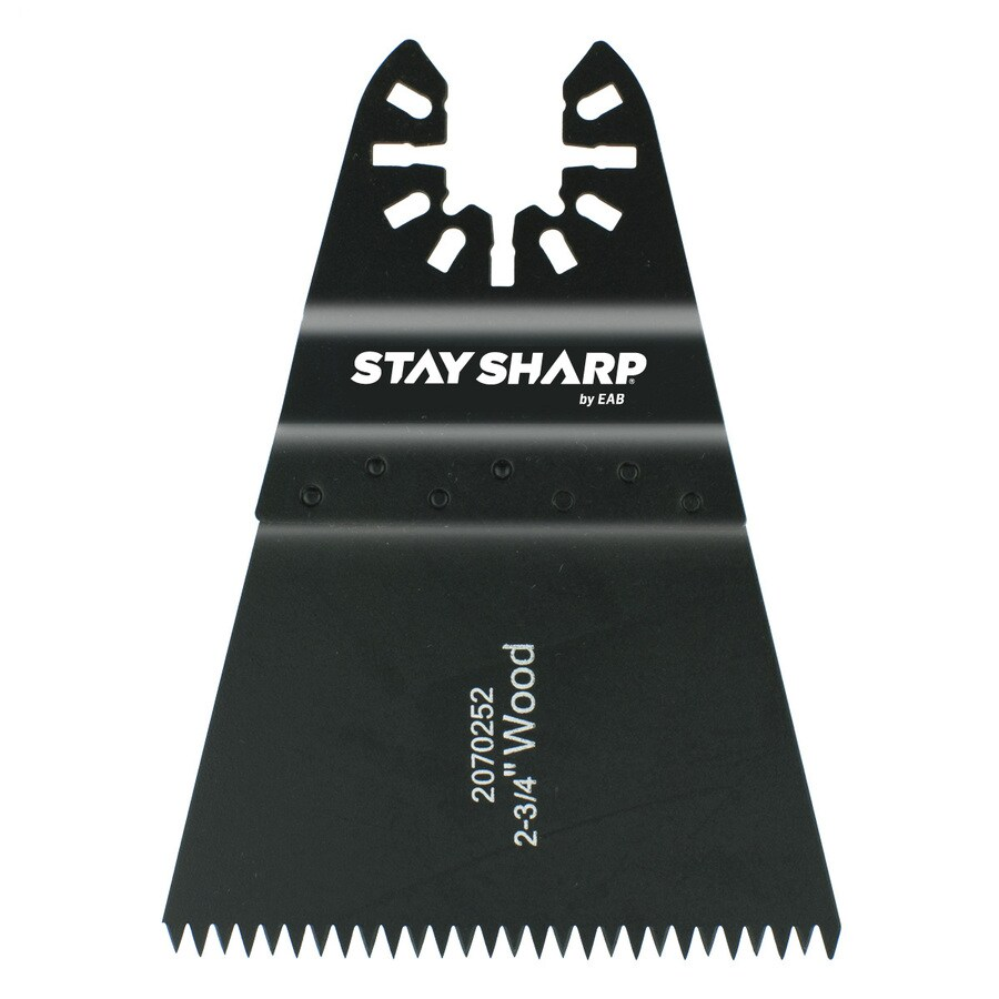 Exchange-A-Blade High Carbon Steel Oscillating Tool Blade