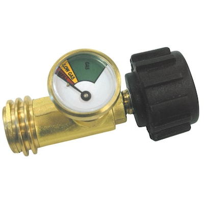 Master Forge Metal Propane Gas Level Indicator at Lowes com