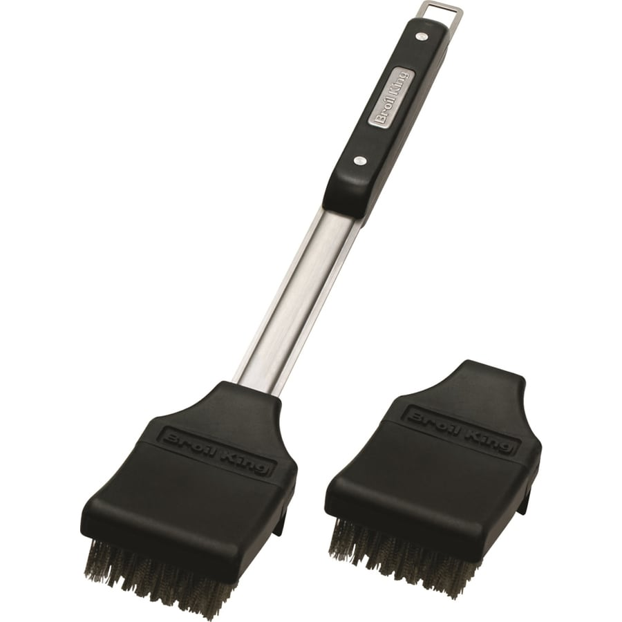 broil king stainless steel grill brush - Grill Brush