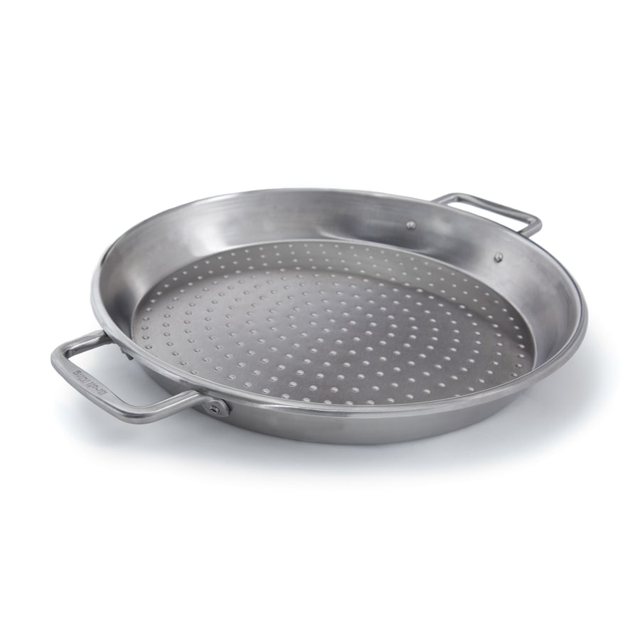 Broil King 14-in Stainless Steel Paella Pan