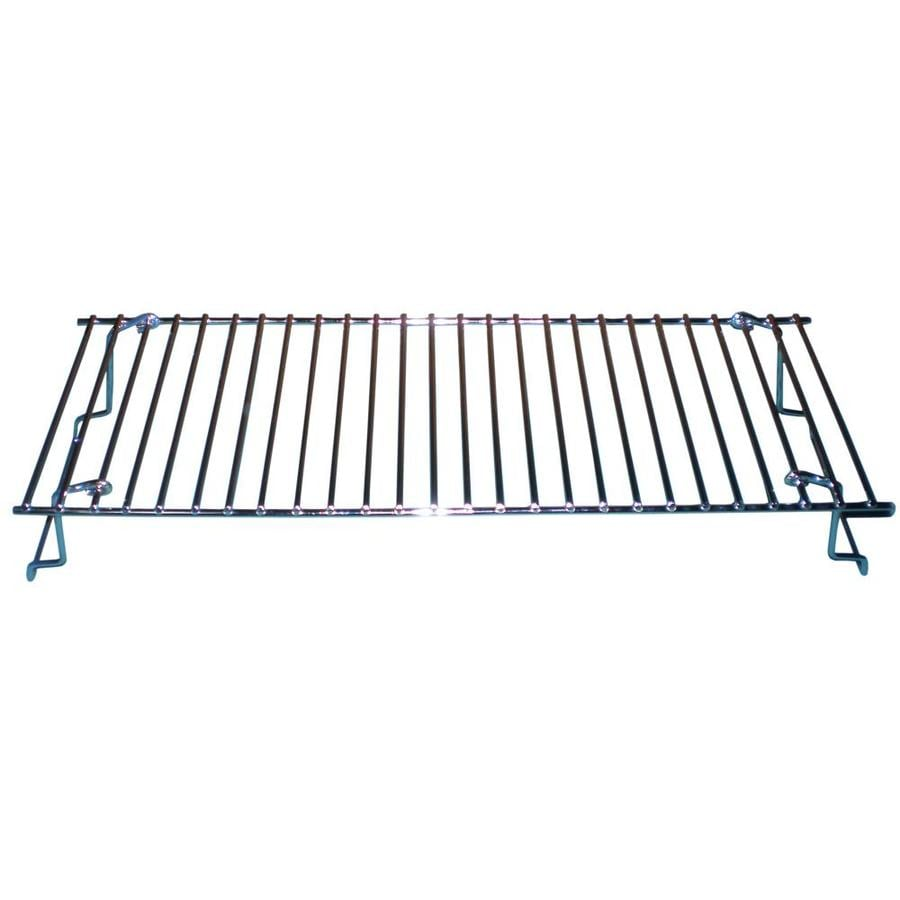 Shop Grillpro Rectangle Plated Steel Warming Rack At Lowes Com