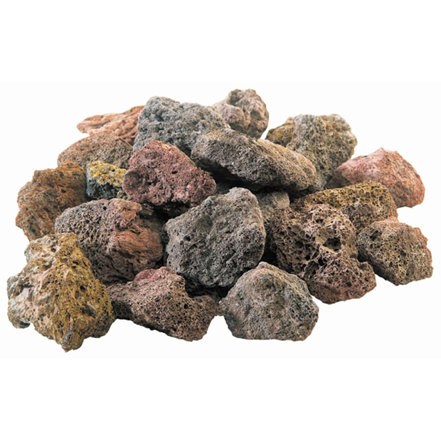 Shop Grill Care Company 6 Lb Lava Rocks At Lowes Com