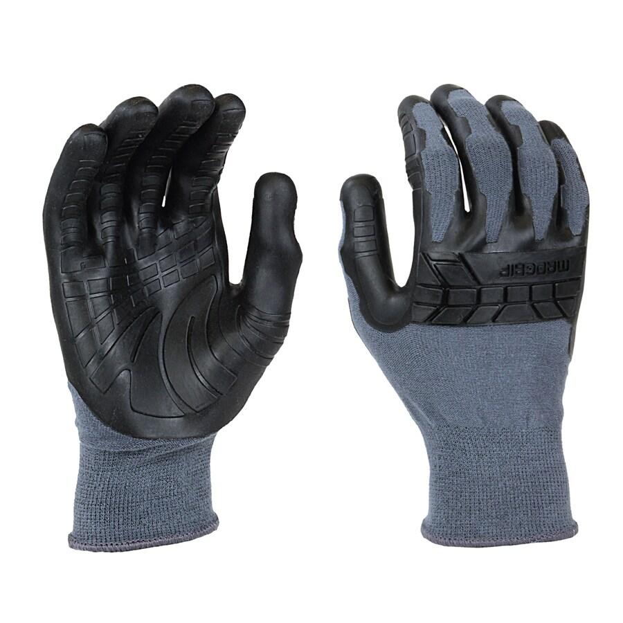 Mad Grip Pro Palm Plus Large Unisex Rubber Multipurpose Gloves