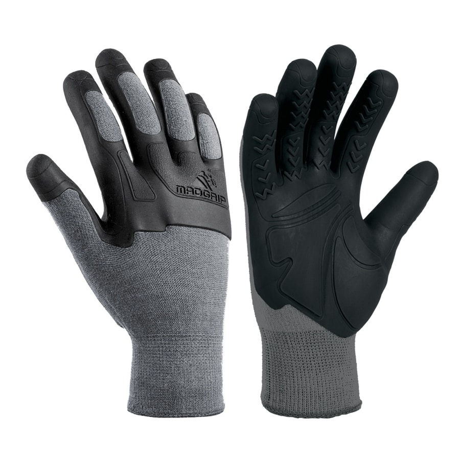 Mad Grip Pro Palm Knuckler XX-Large Unisex Rubber High Performance Gloves