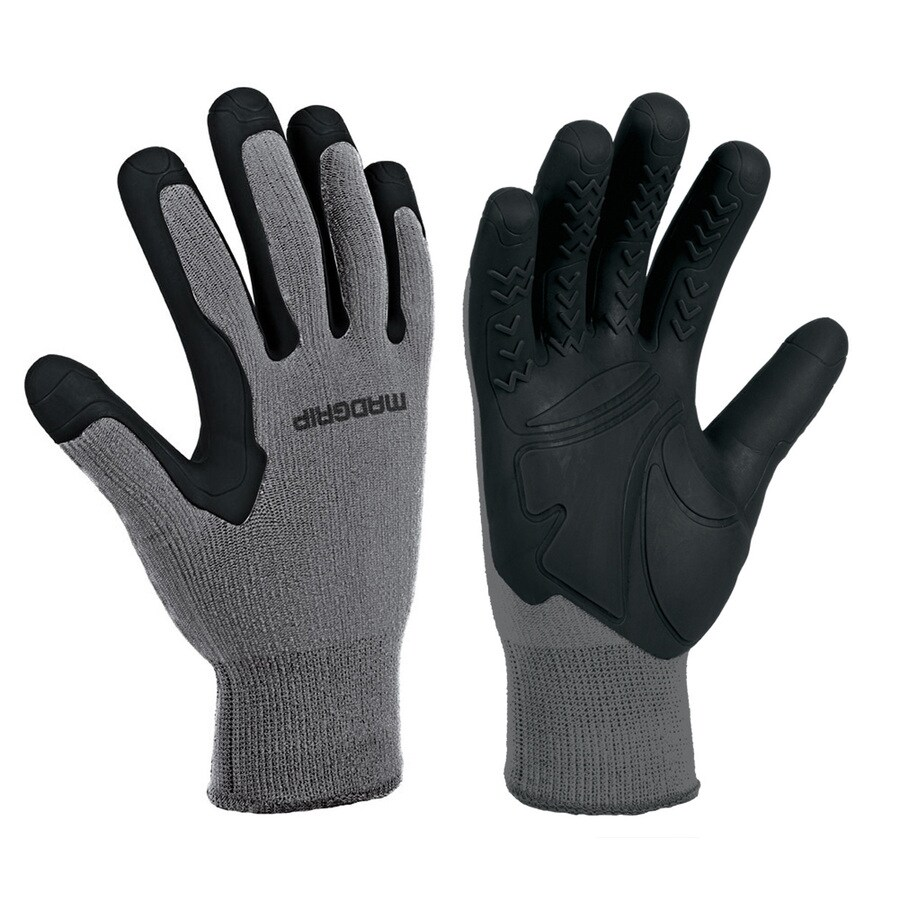 Mad Grip Pro Palm Large Unisex Rubber High Performance Gloves