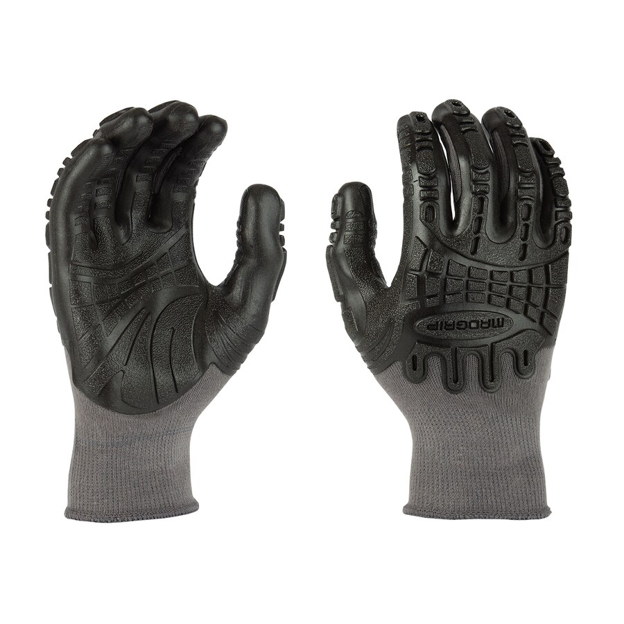 Mad Grip Thunderdome Impact Flex X-Large Unisex Rubber High Performance Gloves