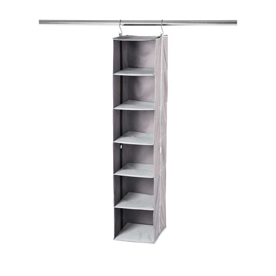 Style Selections 6 Shelf Organizer