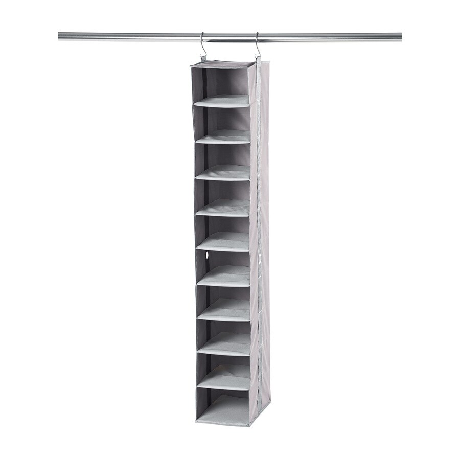 Style Selections 10 Shelf Organizer
