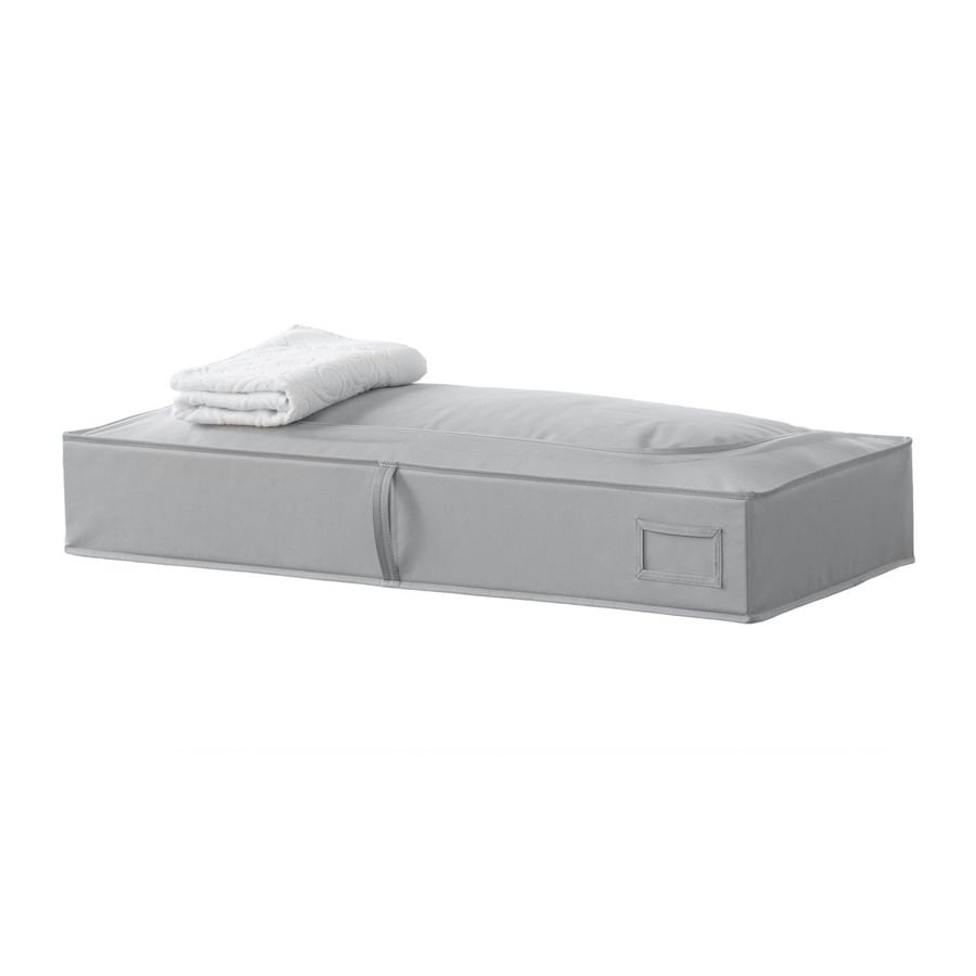 Style Selections Underbed Storage Bag