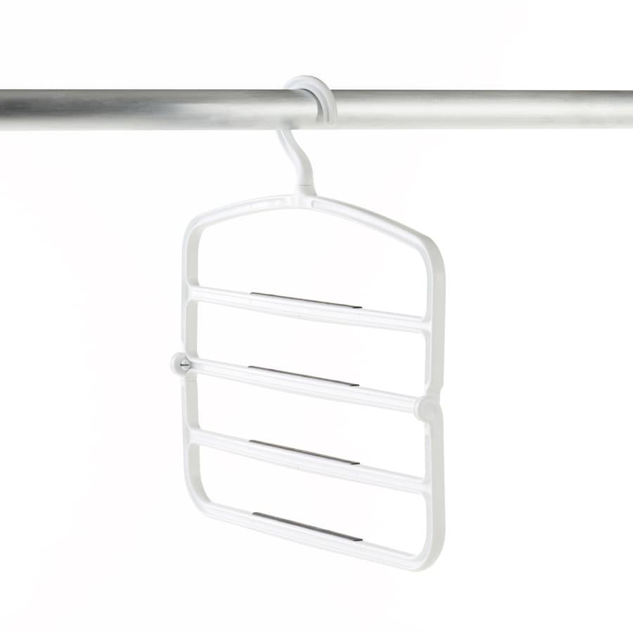 neatfreak! Plastic 4 Tier Pant Hanger- Folding