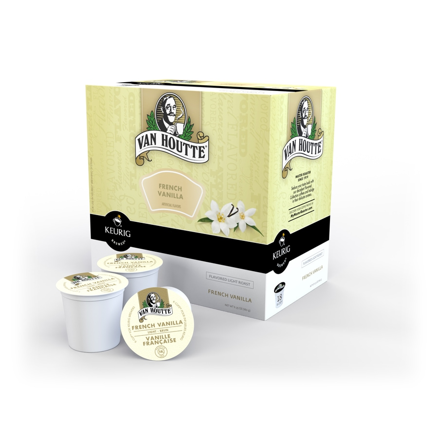Keurig 18-Pack Van Houtte French Vanilla Single-Serve Coffee