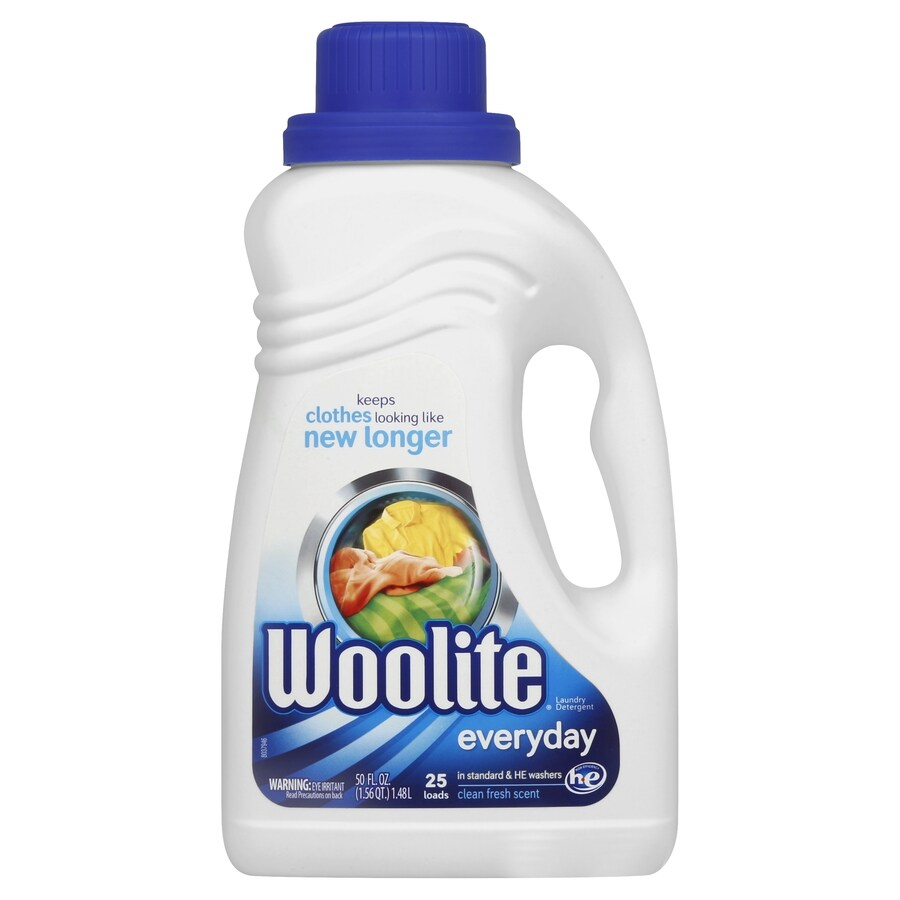 Woolite 50-oz Clean Fresh Laundry Detergent