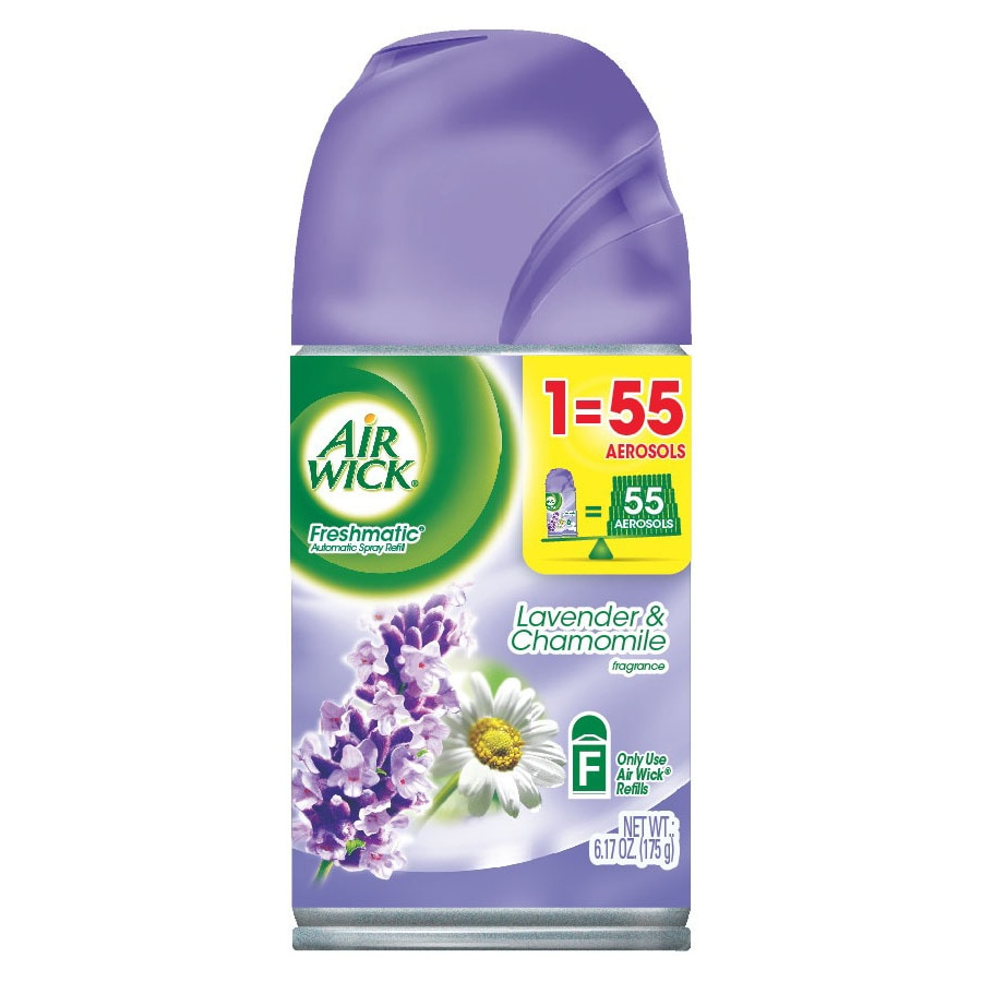 Airwick Lavender and Chamomile Air Freshener Spray