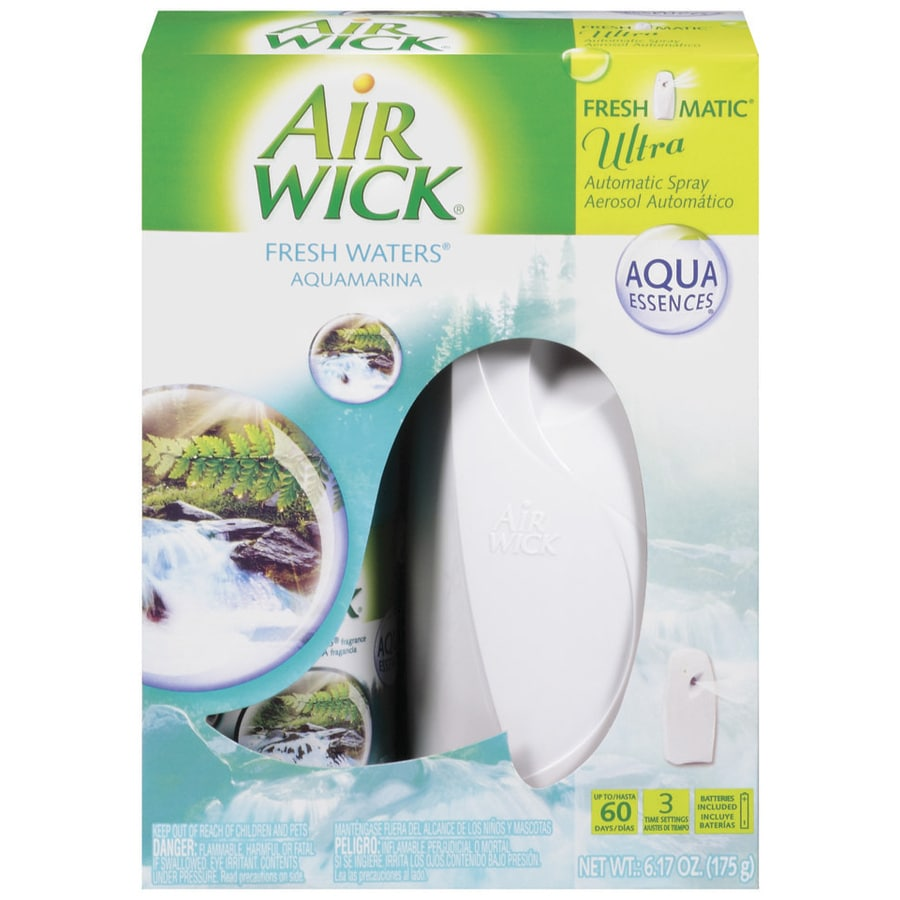 Airwick Fresh Waters Air Freshener Spray