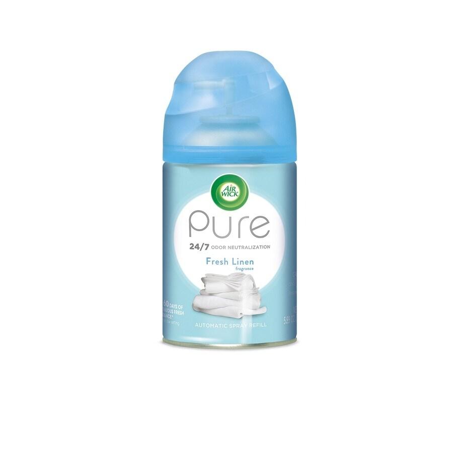 Airwick Linen Air Freshener Spray Refill