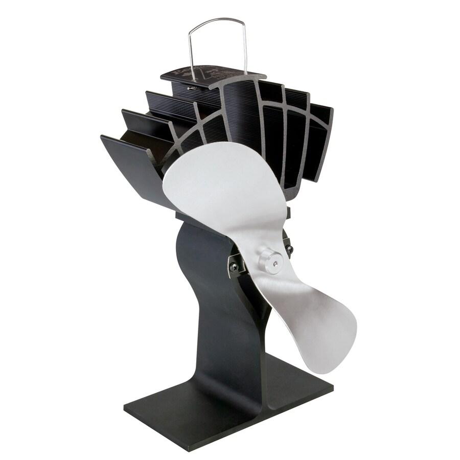 Ecofan Black Wood Stove Fan
