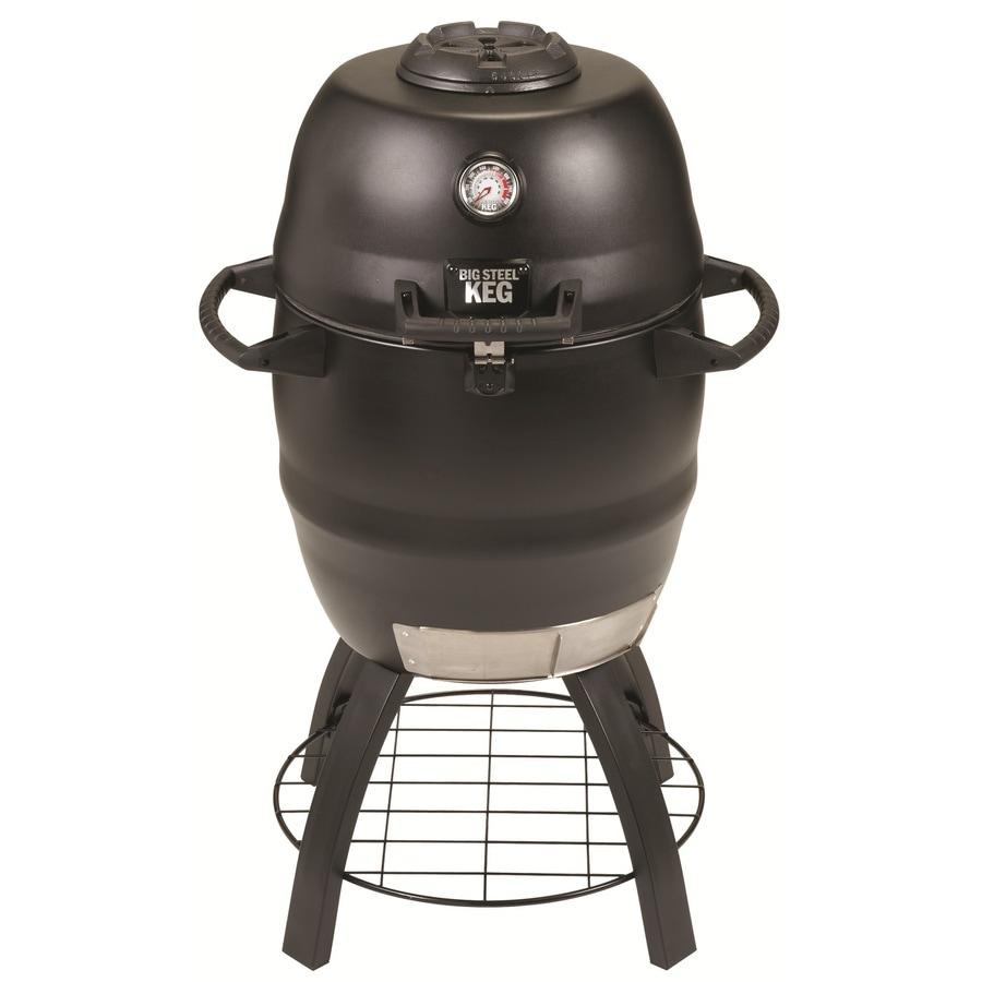 Big Steel Keg BSK 2000 Charcoal Grill