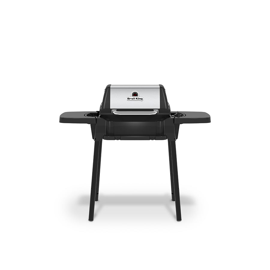 Broil King Porta Chef 120 Black/Stainless Steel 14000 BTU 348 Sq.
