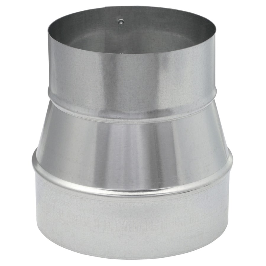 IMPERIAL 6-in Dia x 5-in Dia Duct Reducer