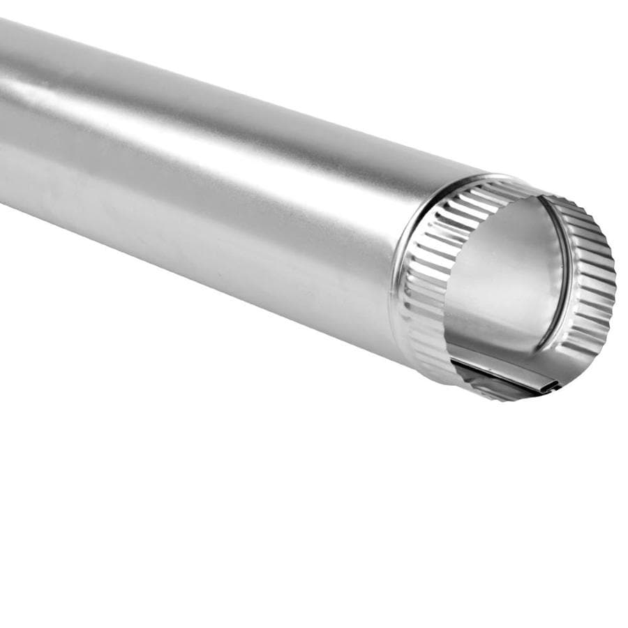 Dryer Vent Pipe ~ Shop imperial in aluminum round duct pipe at