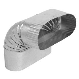 8 Oval Duct Fittings