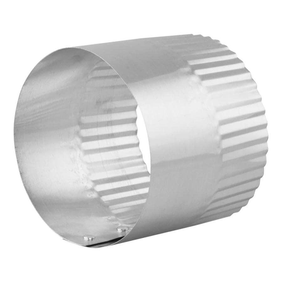 IMPERIAL 4-in Dia Aluminum Dryer Vent Extender