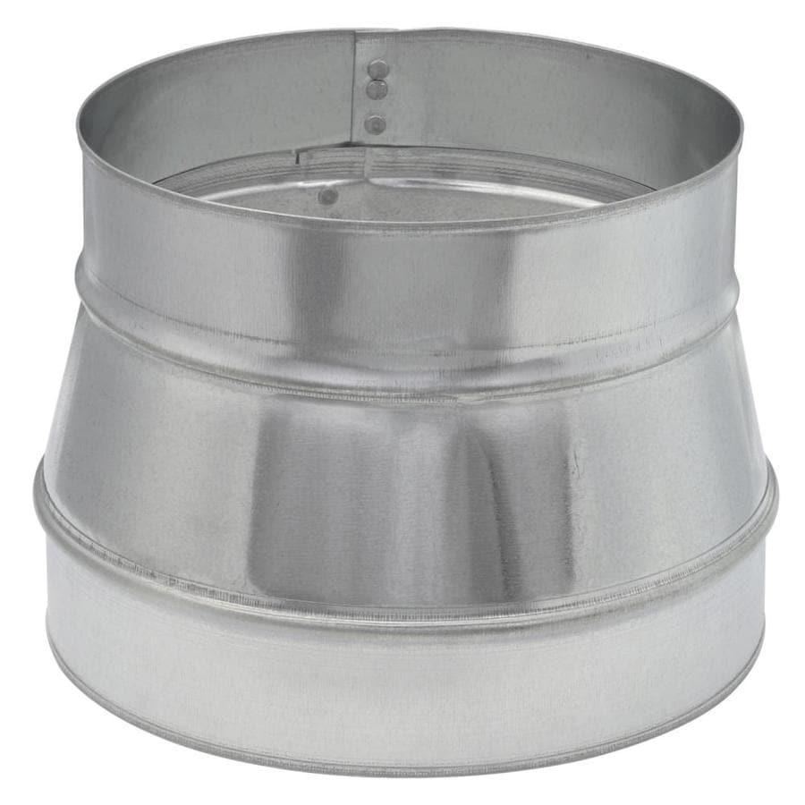 IMPERIAL 8-in Dia x 7-in Dia Duct Reducer
