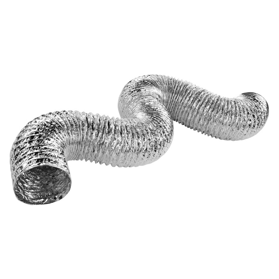 IMPERIAL 4-in x 96-in Foil Flexible Duct