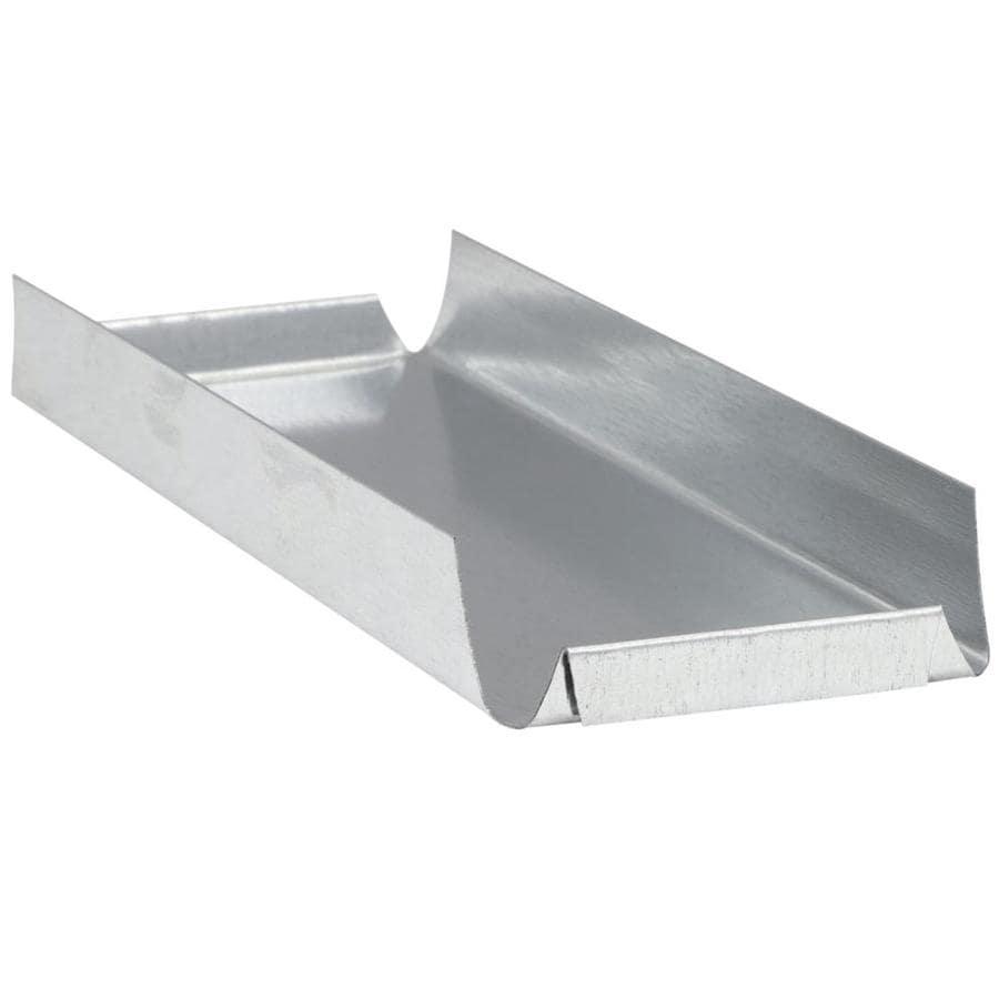 IMPERIAL 3.25-in x 10-in Galvanized Steel Blind End Cap