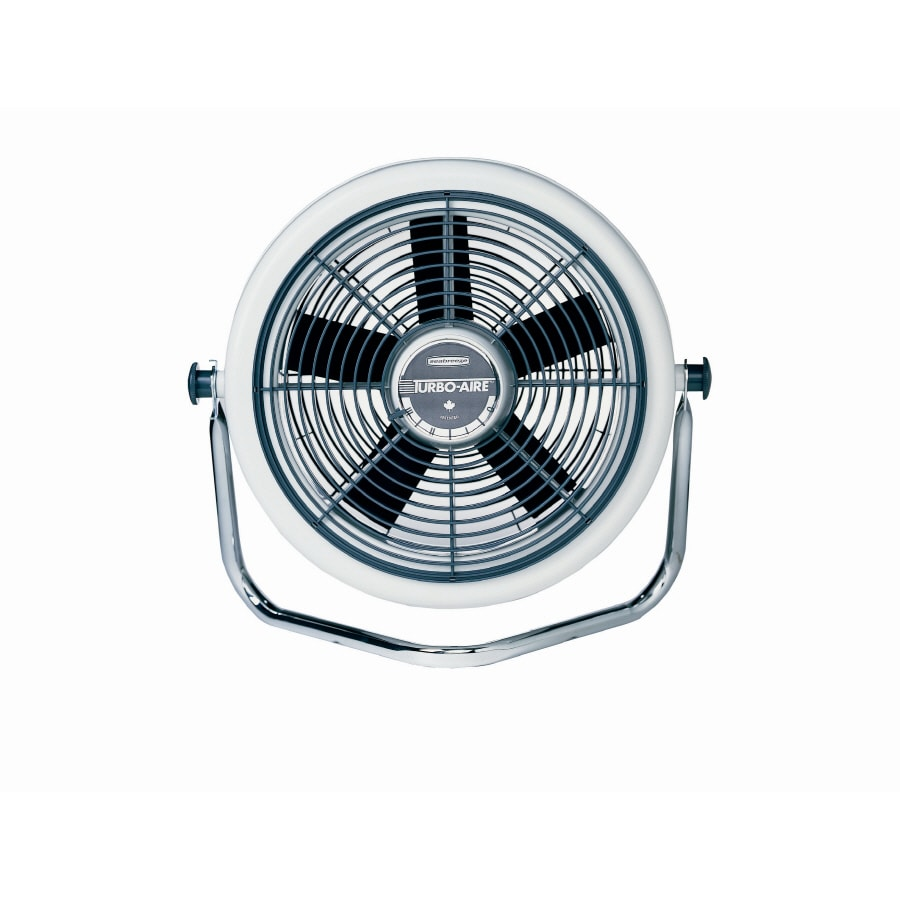 Seabreeze 12-in 3-Speed High Velocity Fan