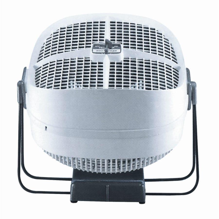 Seabreeze 10-in 2-Speed Oscillation Fan