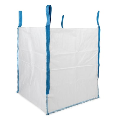 Bag 200 Gallon White Polypropylene