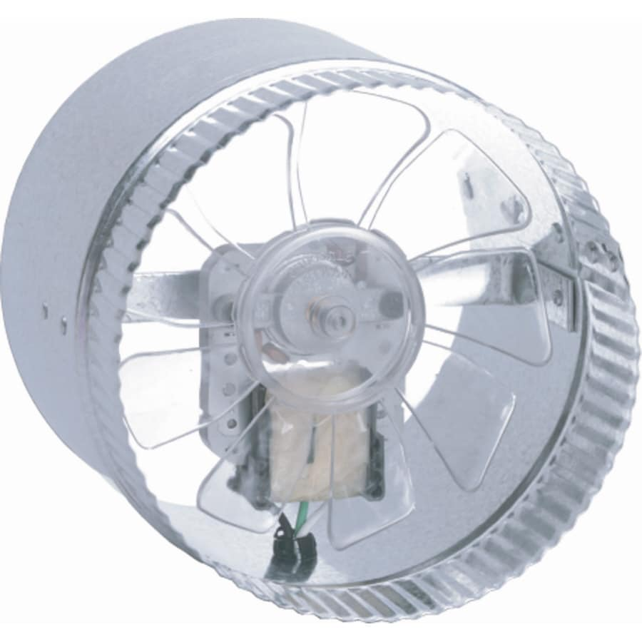 Shop Suncourt Inductor In Line Duct Fan 6 In Dia