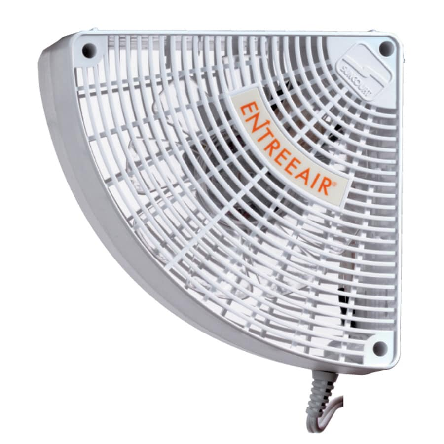 EntreeAir 5.25-in 1-Speed Fan  sc 1 st  Lowe\u0027s & Shop EntreeAir 5.25-in 1-Speed Fan at Lowes.com