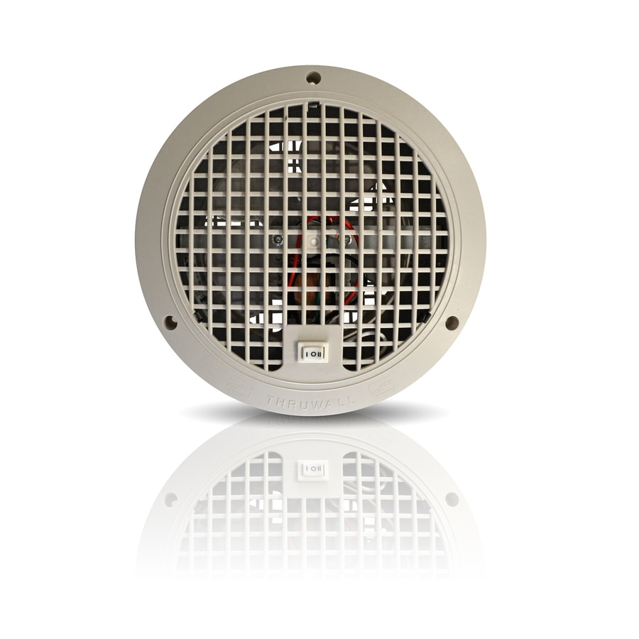 Air Ventilator Wall : Shop thruwall in corded through wall fan at lowes