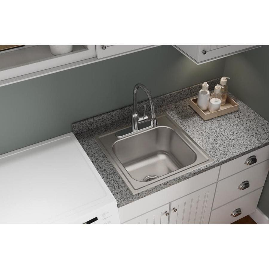 how to clean a franke sink