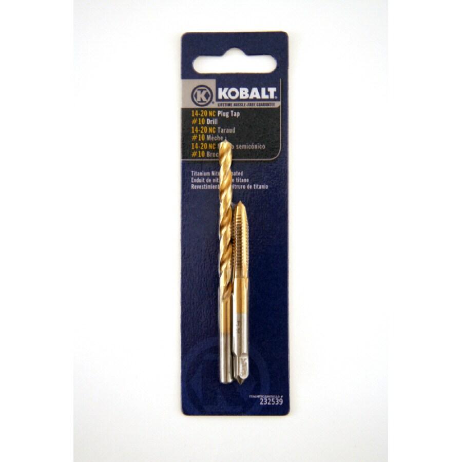 Kobalt 14-20 Steel Wrench Tap