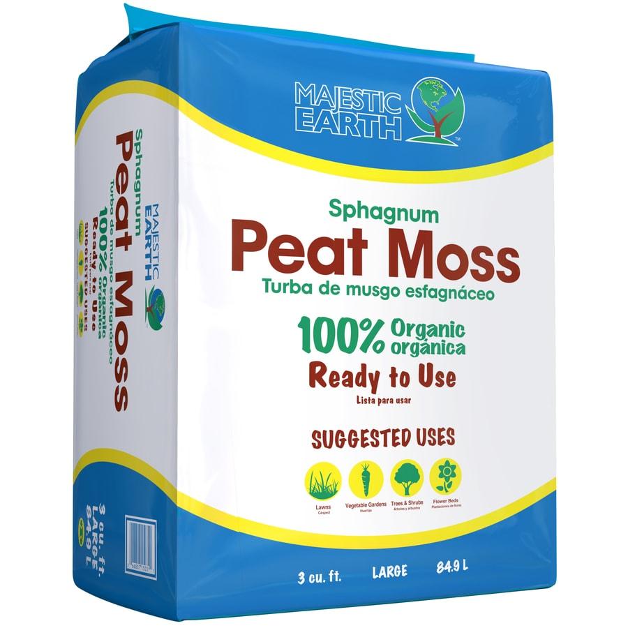 Fafard 3-cu ft Sphagnum Peat Moss