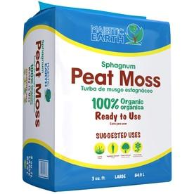 3 Cu Ft Peat Moss Sphagnum