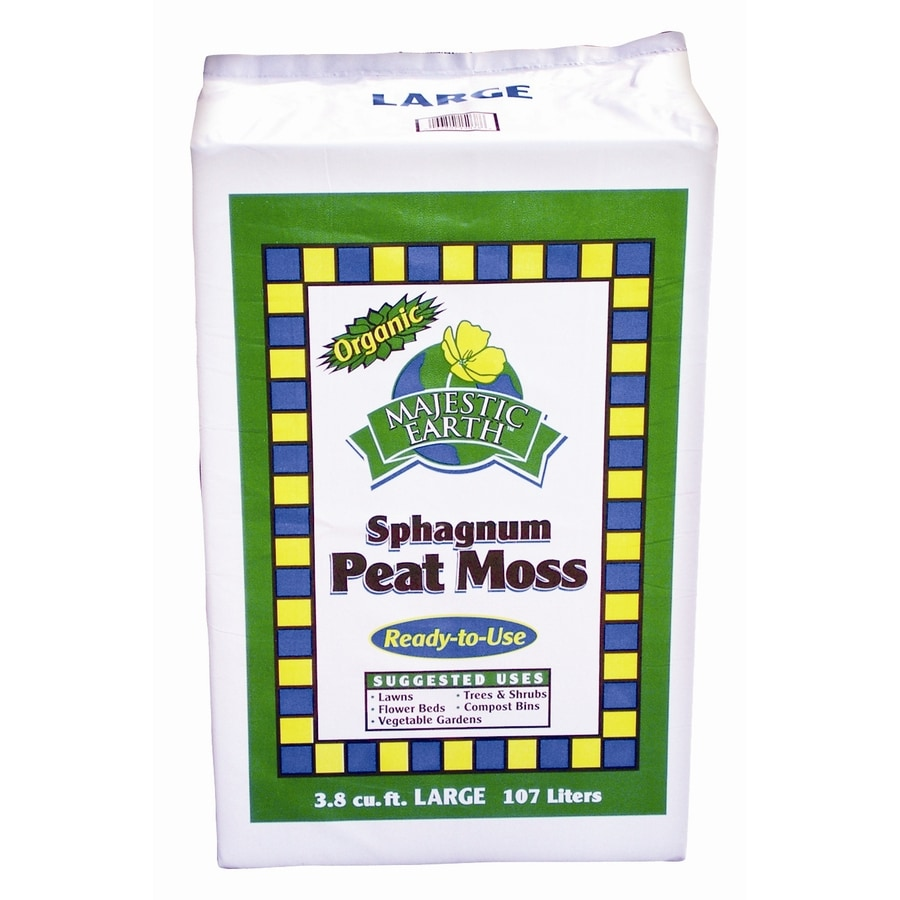 Majestic Lowes Home And Garden. Ft  Majestic Earth Peat Moss Shop Fafard 3 8 Cu at Lowes com