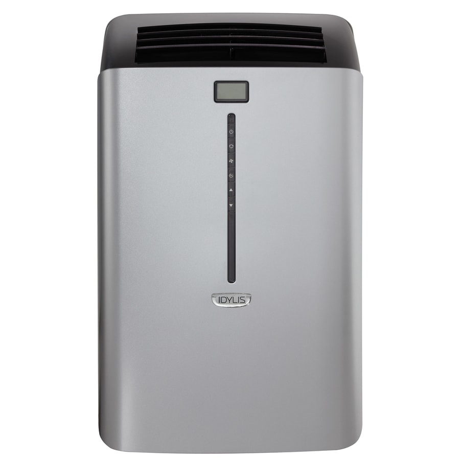 Shop idylis 12000 btu portable room air conditioner at for Small room portable air conditioners