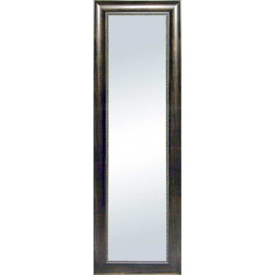 "Columbia Frame 52-3/4""H x 15-1/2""W Bronze Rectangular Framed Mirror"
