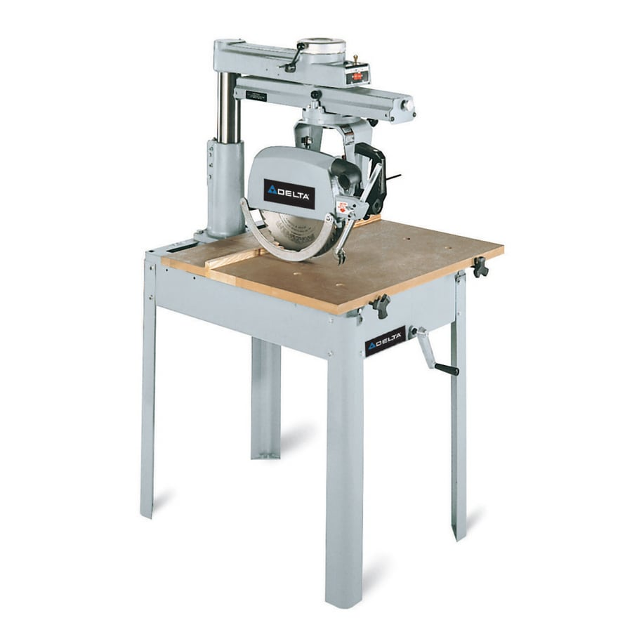 DELTA 2-HP Radial Arm Saw at Lowes.com