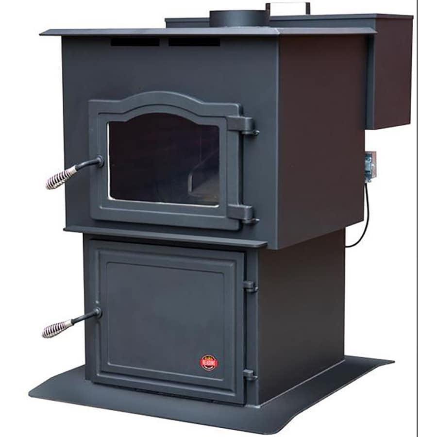 2500-sq ft Coal Stove