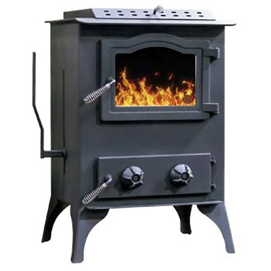 Shop 2500-sq ft Coal Stove at Lowes.com