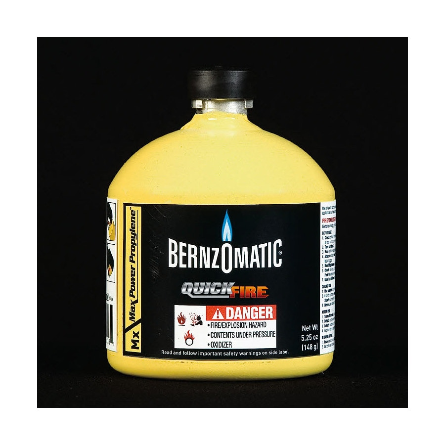 BernzOmatic 5.5 oz Quickfire Fuel Cylinder