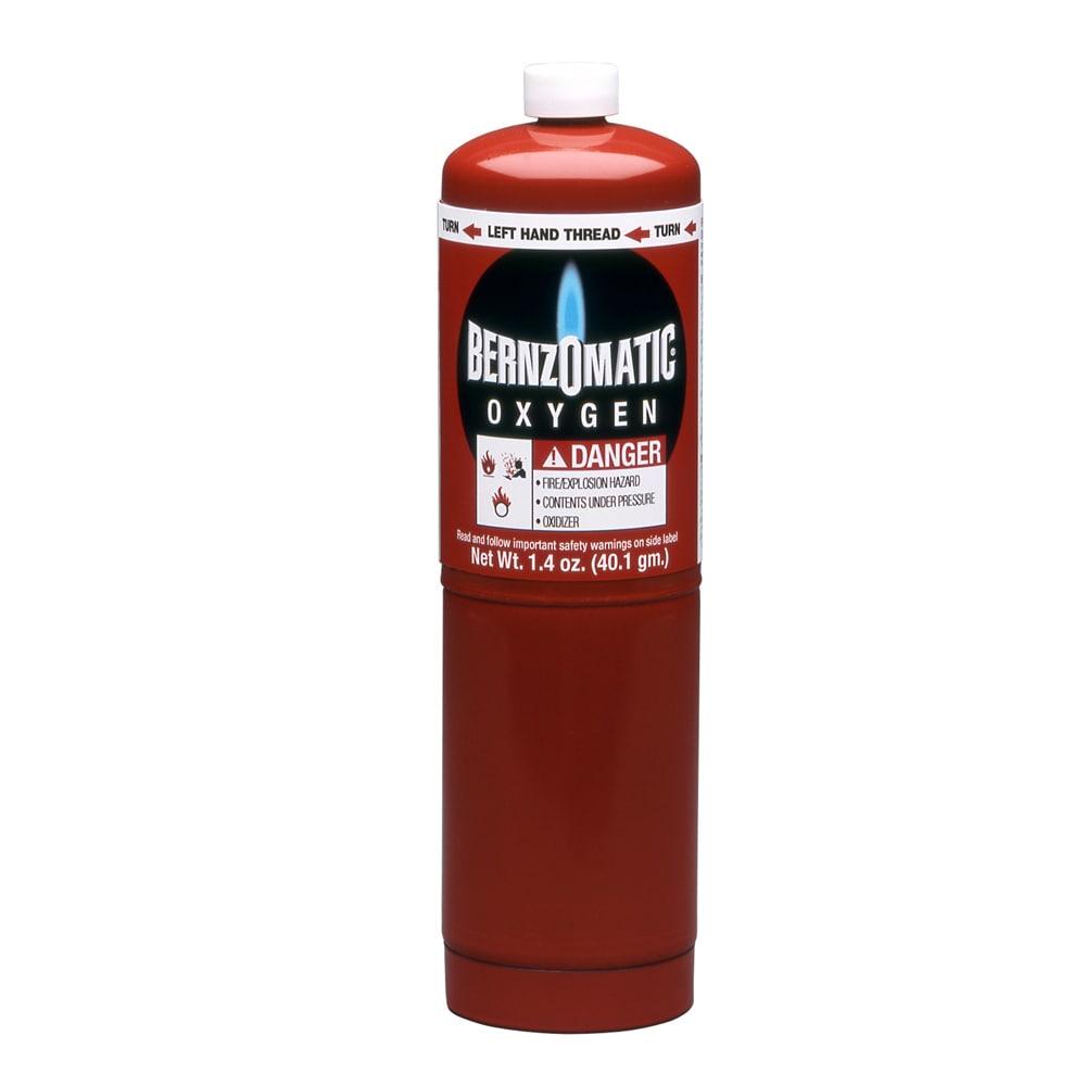 BernzOmatic® 1.4 Oz. Oxygen Fuel Cylinder