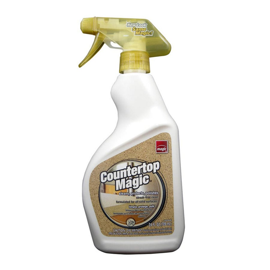 Shop Magic 24 Oz Magic Countertop Cleaner At Lowes Com