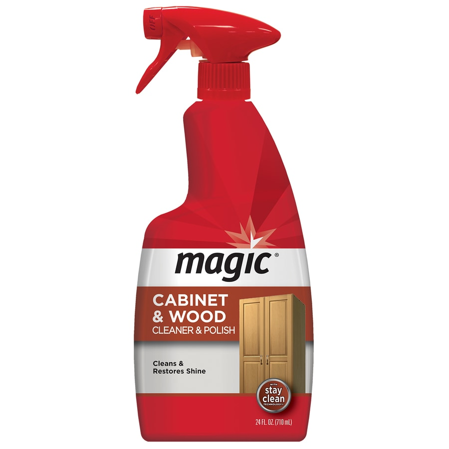 Shop Magic 24-fl oz Wood Cleaner at Lowes.com