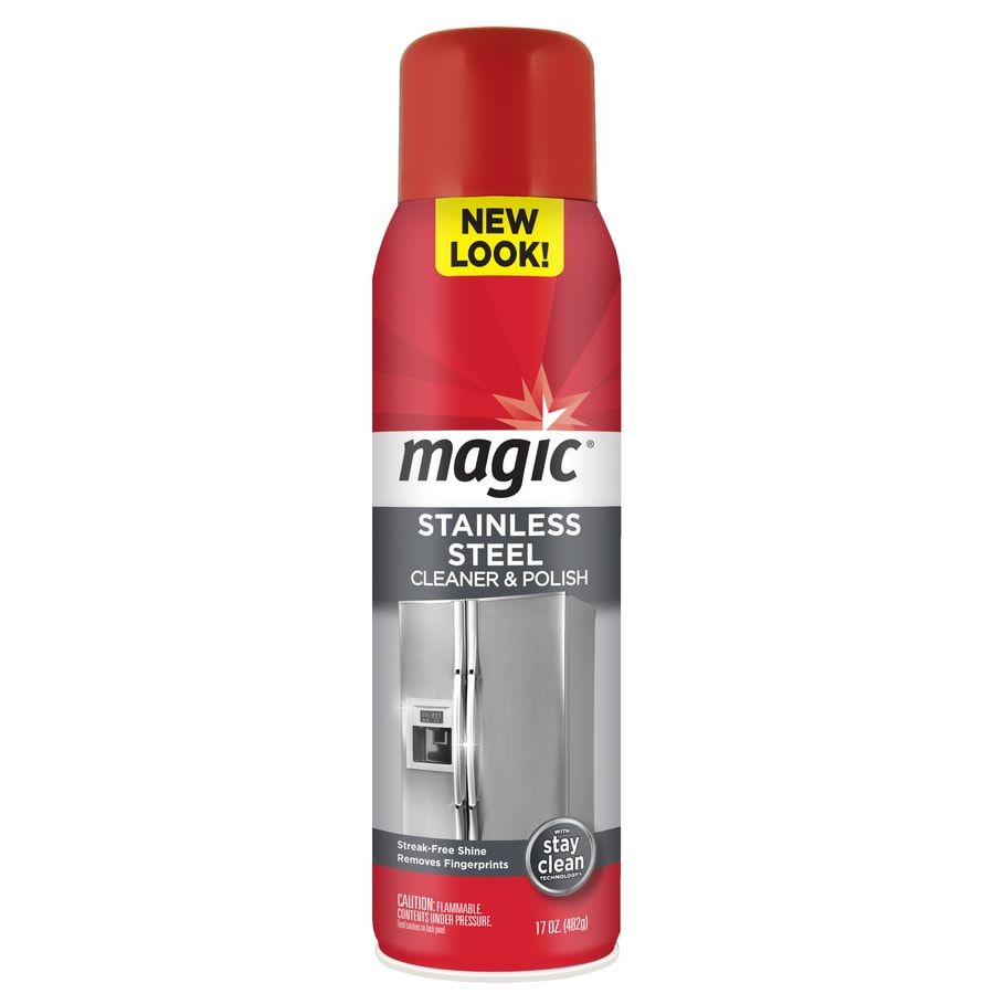 Magic 17-oz Stainless Steel Cleaner
